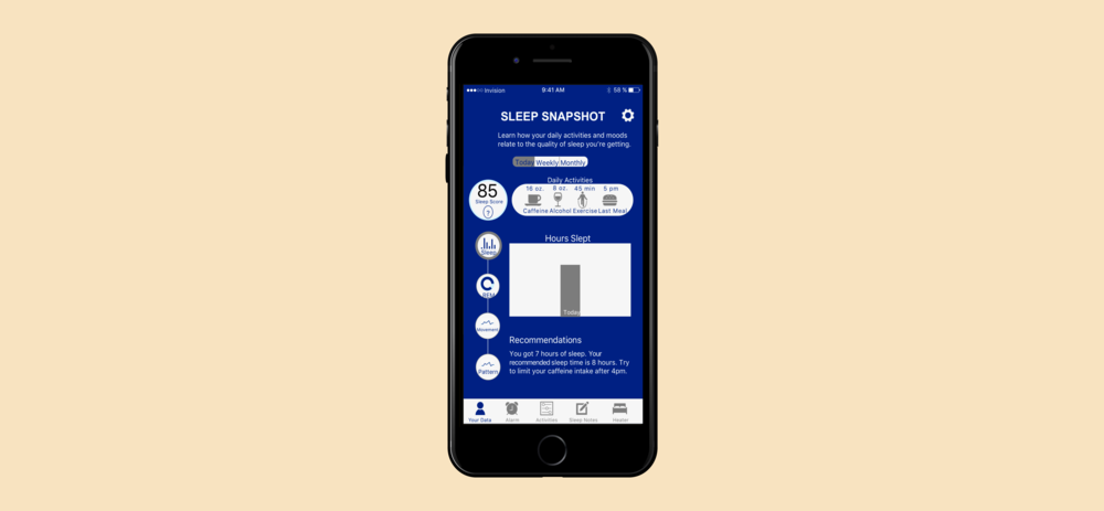 COZY BY CASPER - Sleep and Wellness App