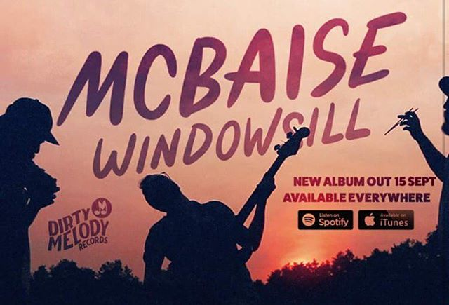 Out tomorrow! The @lemcbaise album is about to chill your fucking brains off 👬