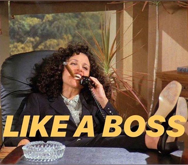 Friday vibes! ✌🏼 📷 inspo @ladiesgetpaid #likeaboss #bossbabe #feetupfriday #coolchicks