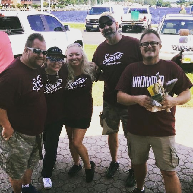 Register your project  - for Serve Jersey Shore 2019