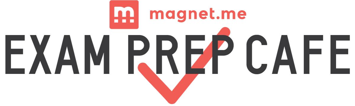 Magnet.me Exam Prep Cafe