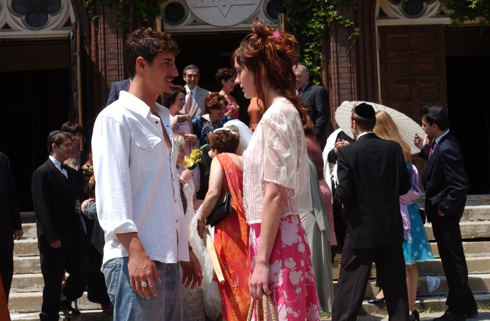 Lauren Lee Smith & Eric Balfour