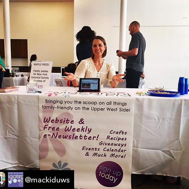 Repost from @mackiduws - Stop by the Macaroni Kid UWS table at the MomsHood Kid's Clothing, Toys & Books Swap for a chance to win a Family Pass to the New-York Historical Society! Today at W83 (150 West 83rd St) from 3-5pm. @momshood @nyhistory #MacKidUWS #momshoodswap