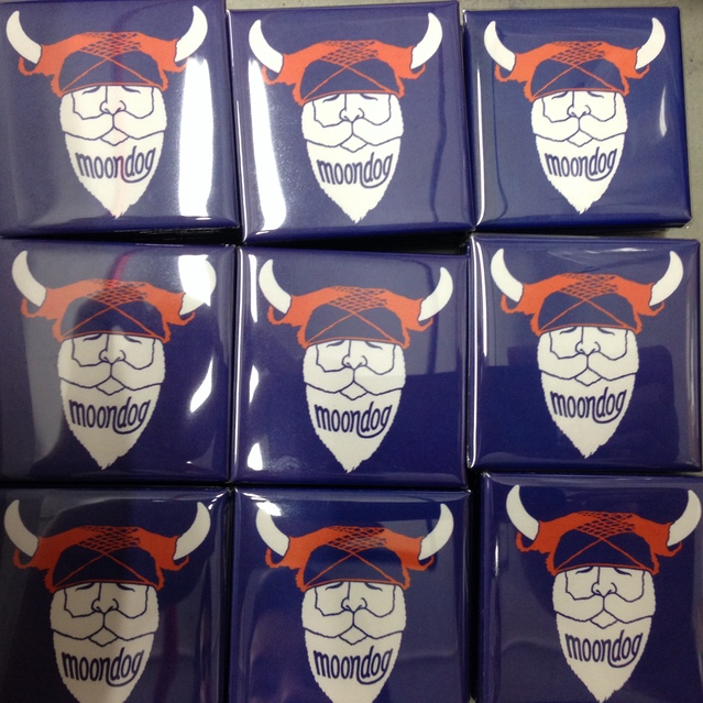 Moondog Magnets
