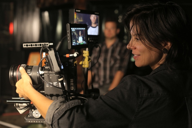 Cinematographer Naiti Gámez