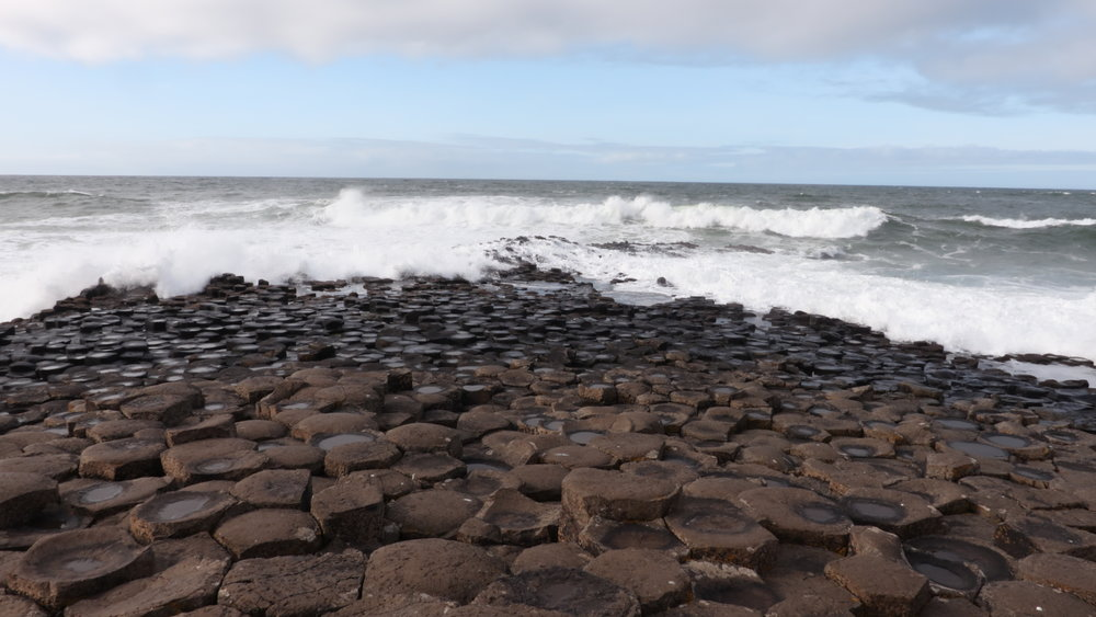 Giant's Causeway, Northern Ireland.