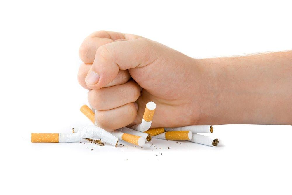 Please stop smoking