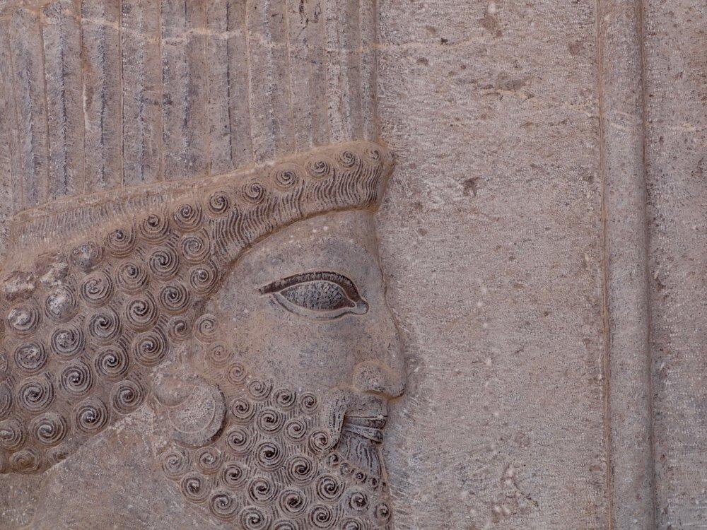 Darius I,  550 - 486 BC.