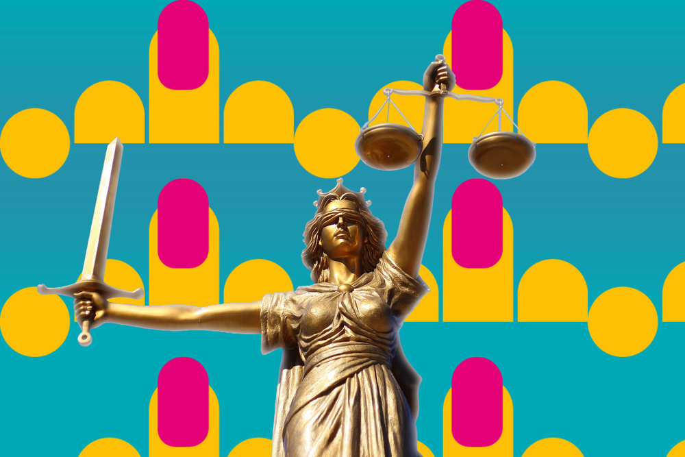 """""""I mean, the best thing to do is to understand the issues, to understand how the courts work, how it is that cases move their way through the courts. In terms of what you can do to prevent some of these whack jobs from being elevated to the bench, not much."""" - Unladylike guest Imani Gandy. (Photo: Pexels)"""