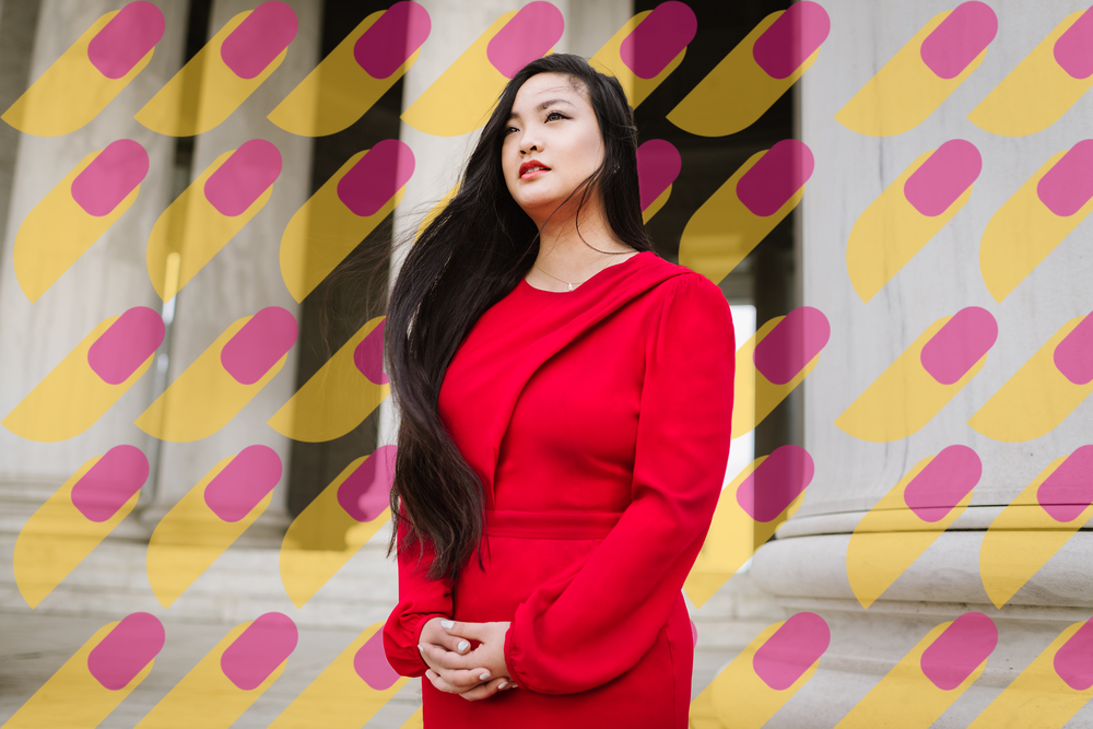 Amanda Nguyen, who drafted the Sexual Assault Survivor's Bill of Rights and founded nonprofit Rise, was  nominated for a Nobel Peace Prize  in spring 2018. (Photo courtesy Amanda Nguyen)