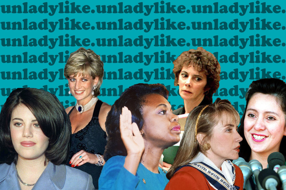 "How did the so-called ""decade of women"" become all about the so-called ""bitches""?"