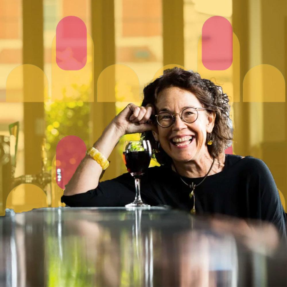 Dr. Kate Burridge: a linguist with a taste for profanity. (Photo:  Chris Hopkins/The Age )