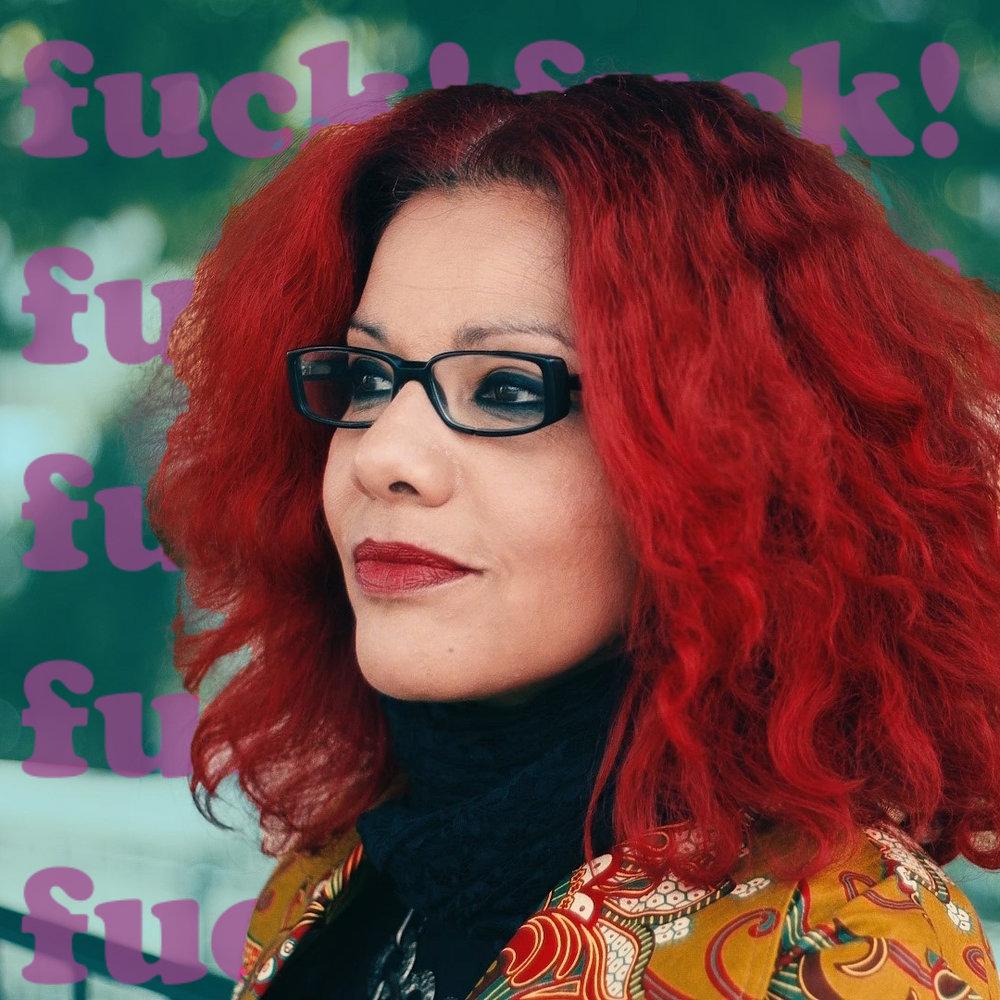Mona Eltahawy: truly feminist AF. (Photo:  sister-hood )