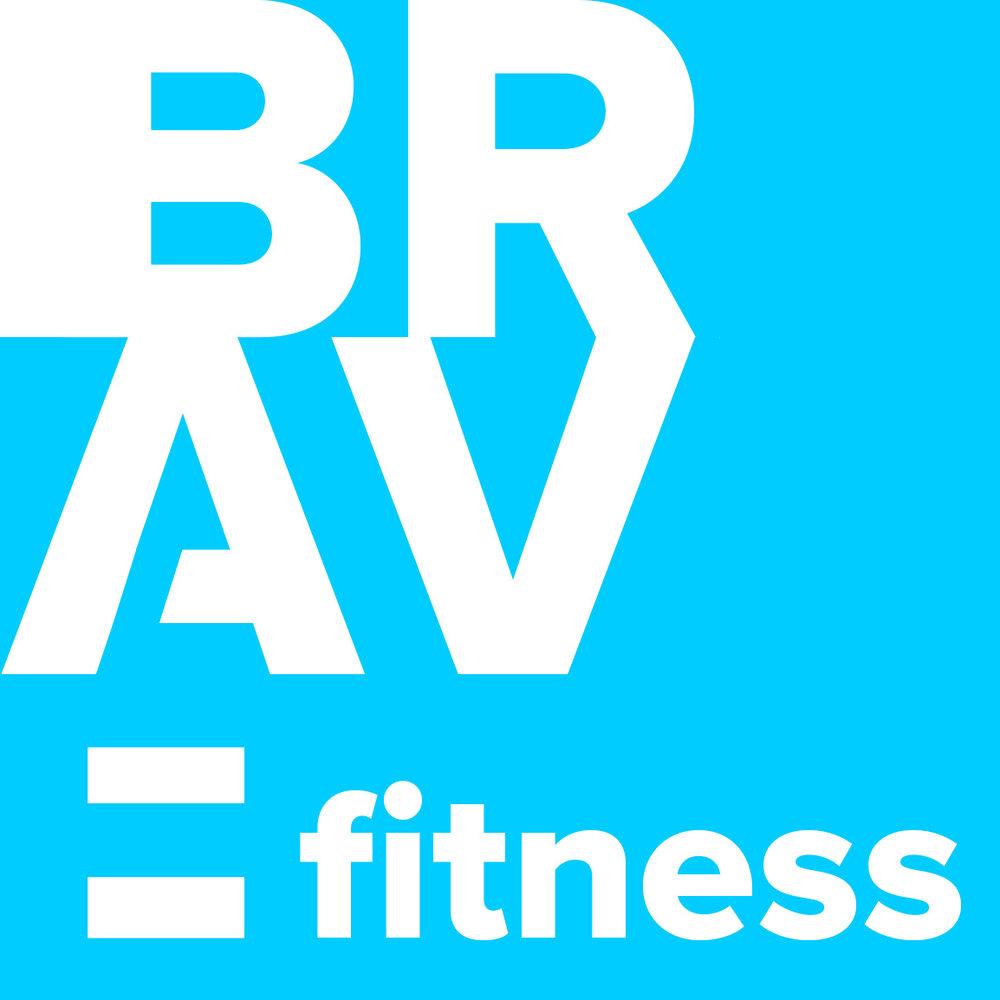 New Brave Fitness Square Logo