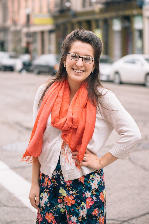Lydia Bailey Lead Team, First Impressions lbailey@svdpcincinnati.org