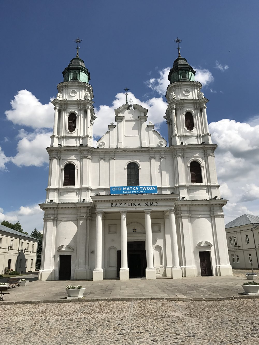 Chelm, Poland Basilica