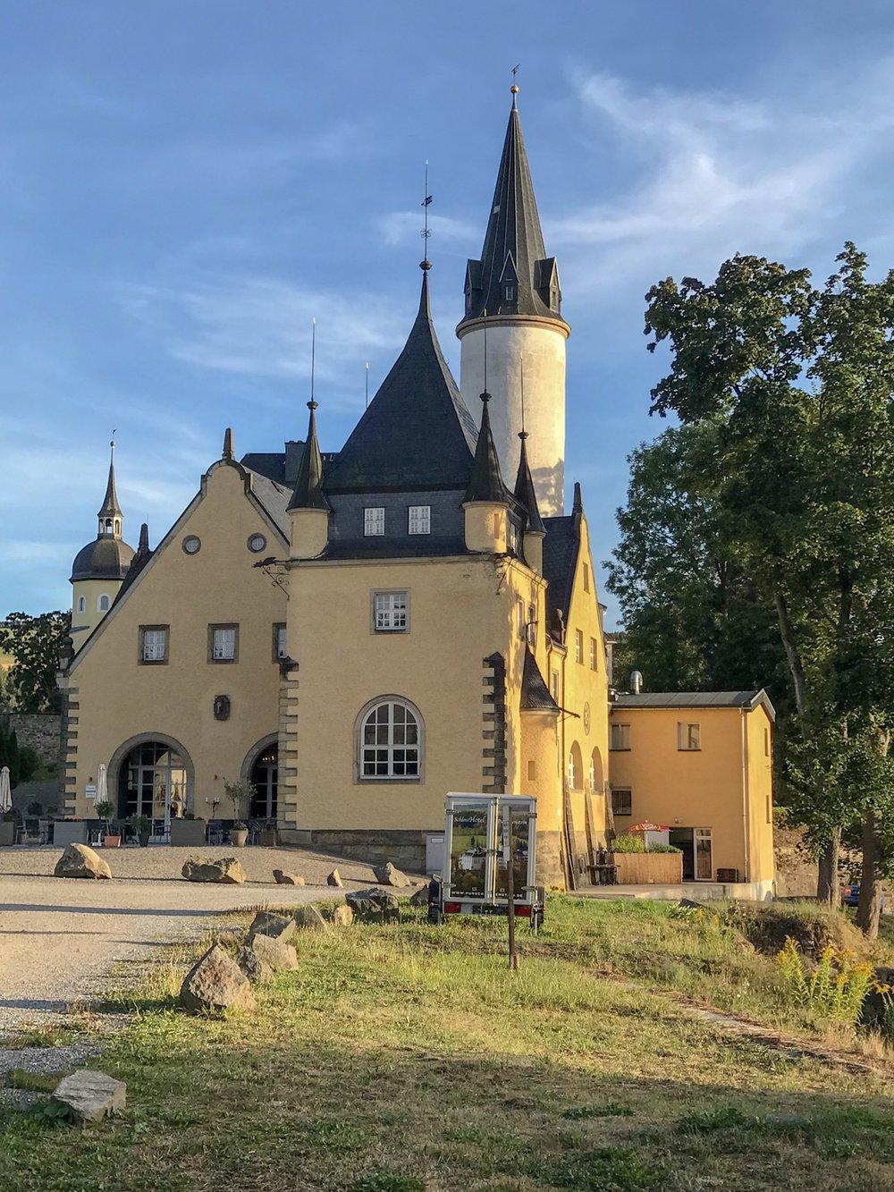 Purschenstein Castle, Germany