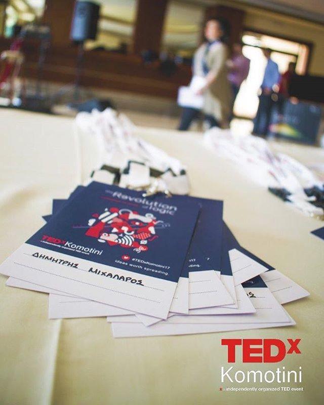 10 διακεκριμένοι ομιλητες μοιράστηκαν τις ιστορίες τους μαζι μας, και μας ταξίδεψαν ενα βήμα πιο κοντα στη λογική! Σας ευχαριστουμε πολυ! #tedxkomotini #tedxkomotini17 #tedx #ted #komotini #revolutionoflogic #ideas #worthspreading #speaker #tedxspeaker #thankyou