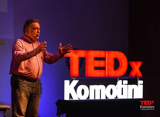 Κωνσταντίνος Γατσιος : Το πελατειακό κράτος ειναι η κατάρα μας. #tedxkomotini #tedxkomotini17 #tedx #ted #talks #revolutionoflogic #tedxtalks #speaker #tedxspeaker #ideas #worthspreading #komotini