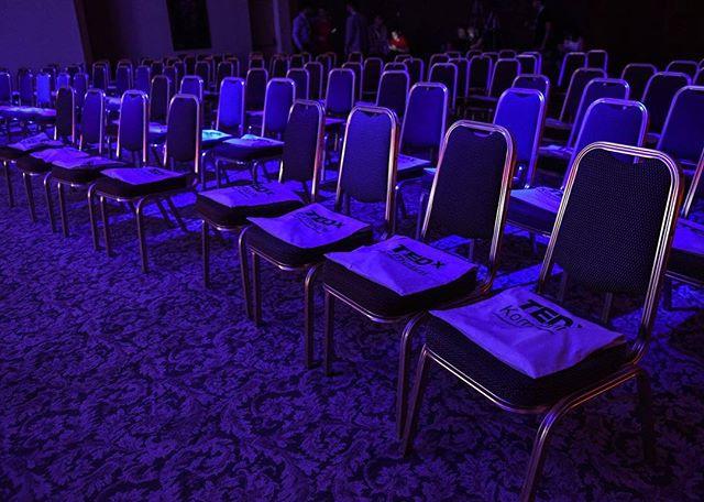 """Σαν να μην περασε μια μερα. TEDxKomotini """"The Revolution of the Logic"""" 💡#tedx #tedxkomotini17 #tedxkomotini #ideas #worthspreading #revolutionoflogic #komotini #tb #tbt #event #memories #picoftheday #instadaily"""