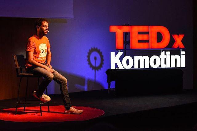 """""""Ελάτε να εξερευνήσουμε τον κόσμο.Δεν είναι όσο επικίνδυνα νομίζετε!"""" Απολαυστε τον Ηλία Βροχιδη να μας εξηγεί το γιατί στο βίντεο της ομιλίας του απο το TEDxKomotini! #tedxkomotini #tedxkomotini17 #revolutionoflogic #komotini #ideas #worthspreading #tedx #tedxtalks #tedxspeaker #videos #speech #travel #traveller #travelgram #instatravel @mad_no_mad"""