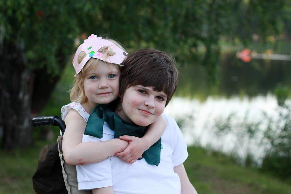 #hugsforduchenne -