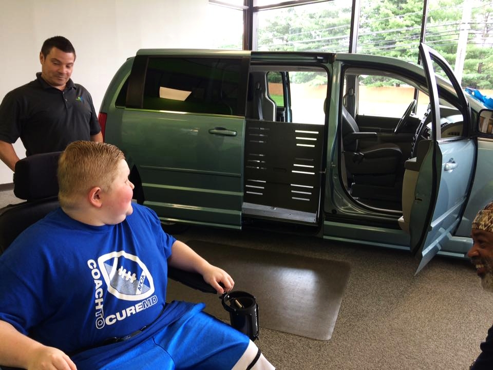 9a78931b37 Jett Foundation Gifts 6 Accessible Vans in 6 Months to Duchenne Families  Across America — Jett Foundation
