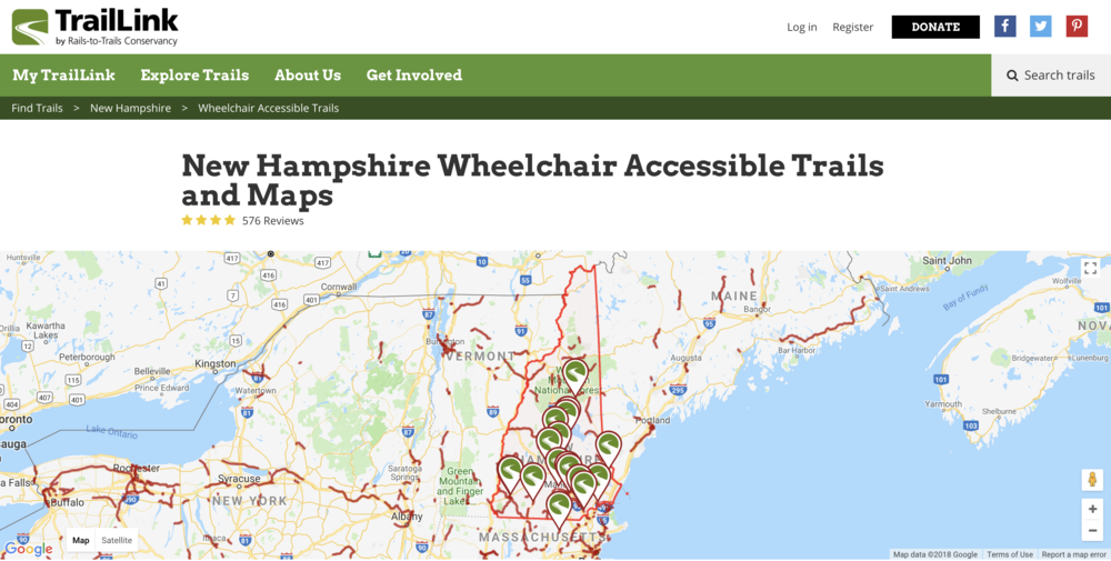 Source: https://www.traillink.com/stateactivity/nh-wheelchair-accessible-trails/