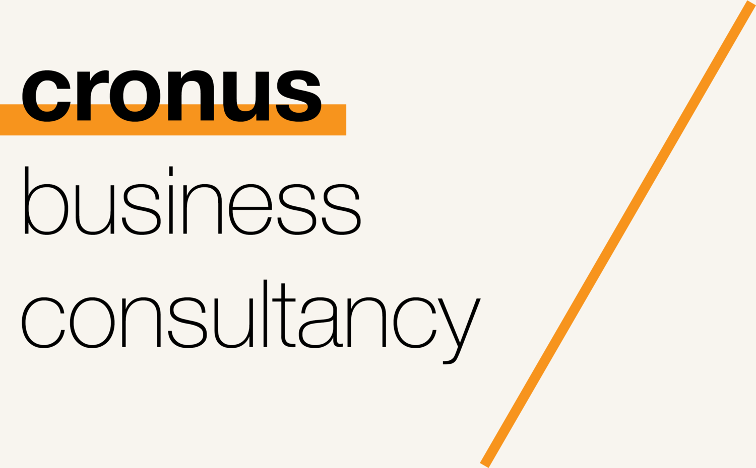 Cronus Business Consultancy