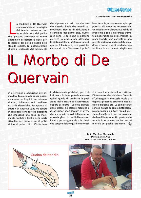 Il morbo di De Quervain