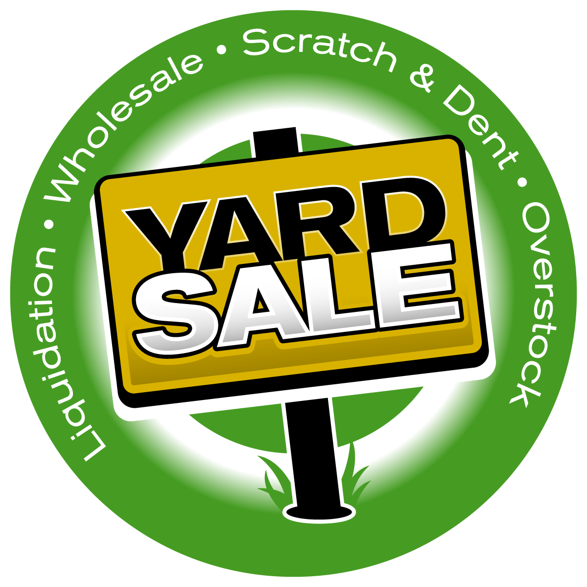 Yard Sale / The Auction House