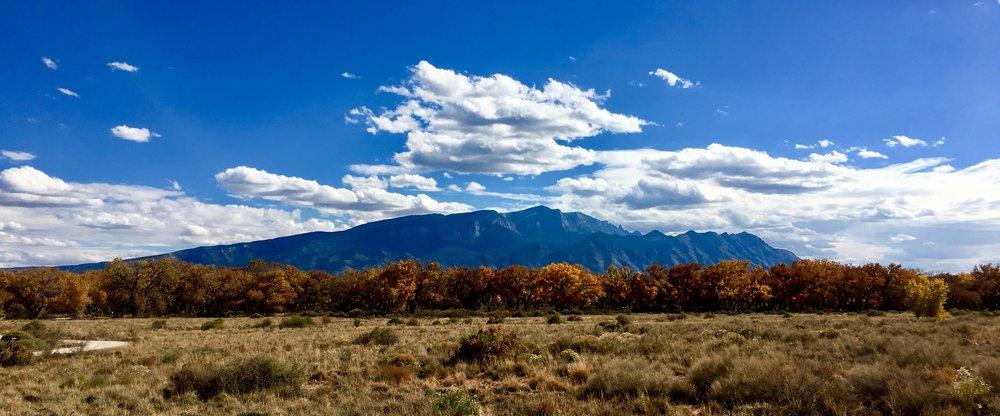 Sandia Mountain, NM