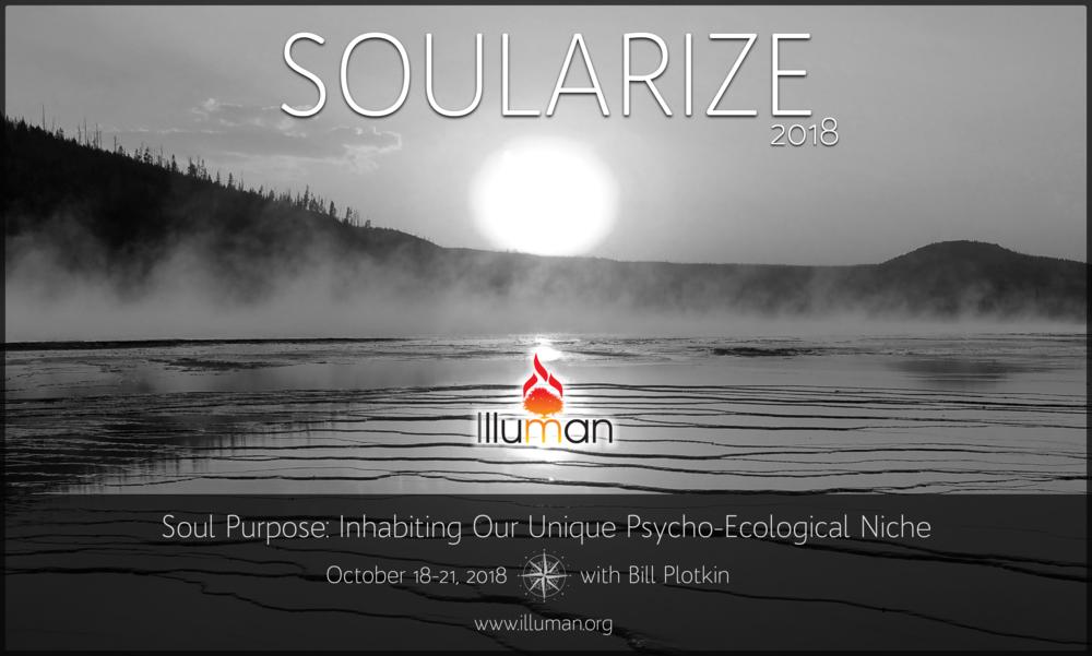 Soularize 2018 Banner