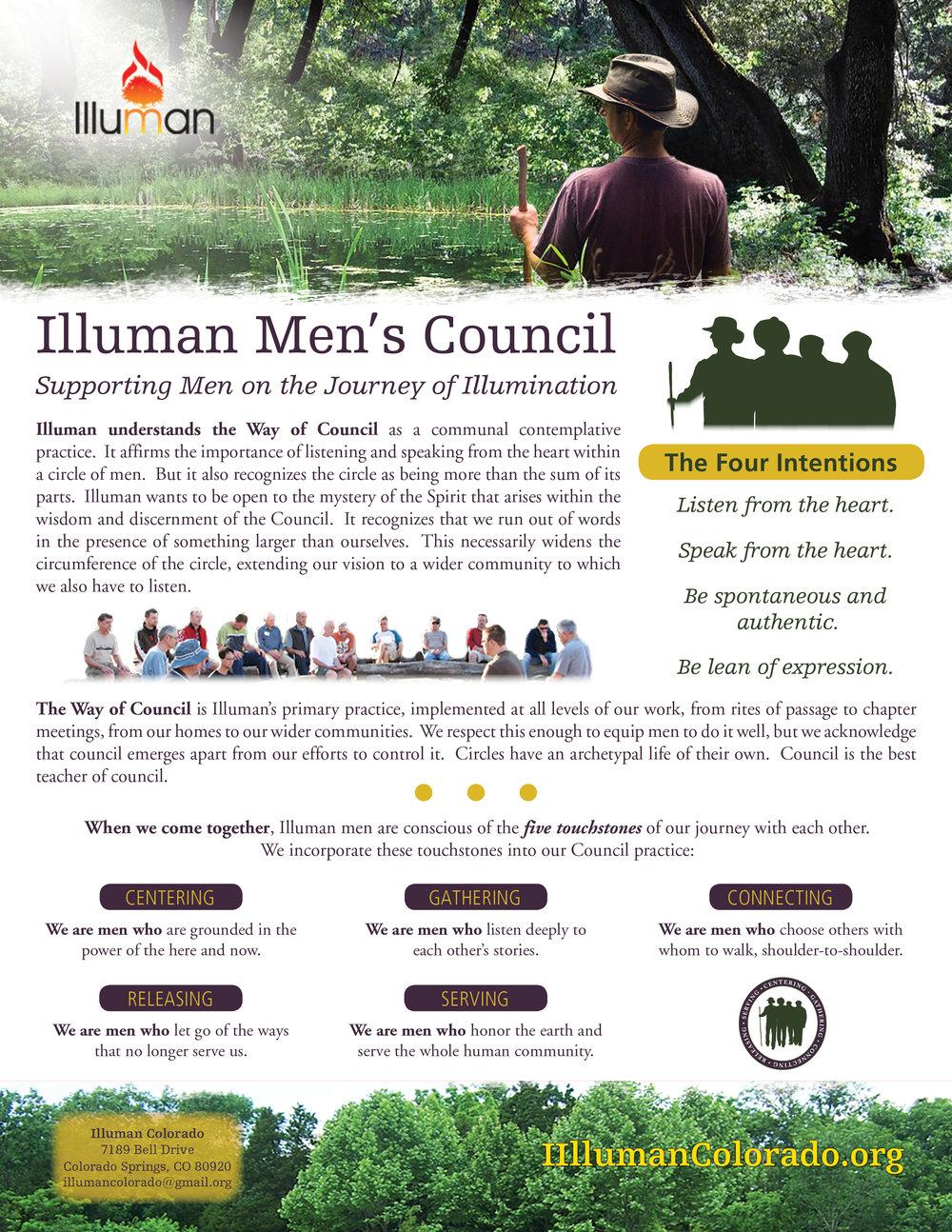 Illuman Way of Council