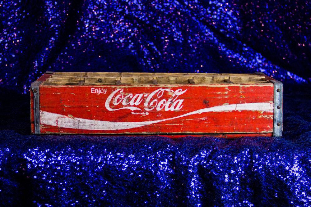 Antique Coca-Cola Crate
