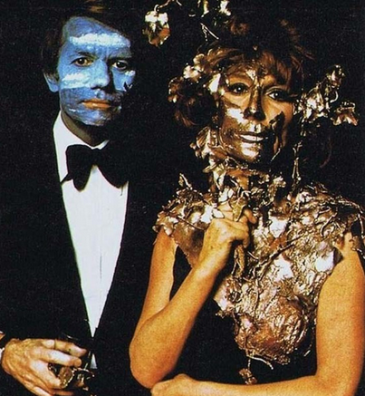 "The Rothschilds' 1972 ""Surrealist Ball"""