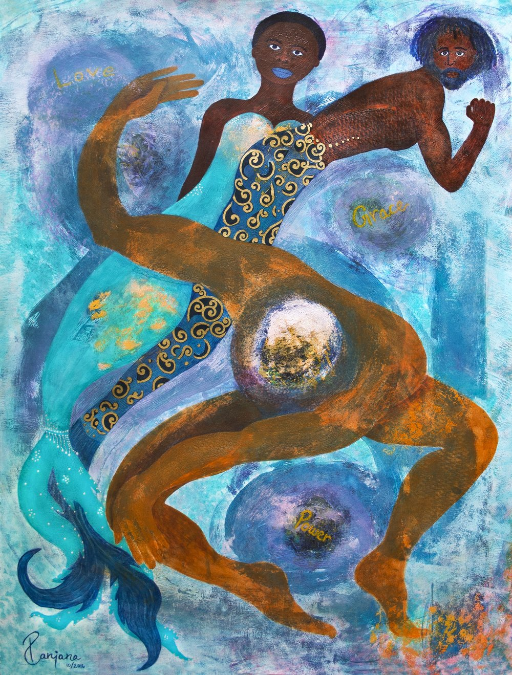 The Dance of Love, Grace, & Power