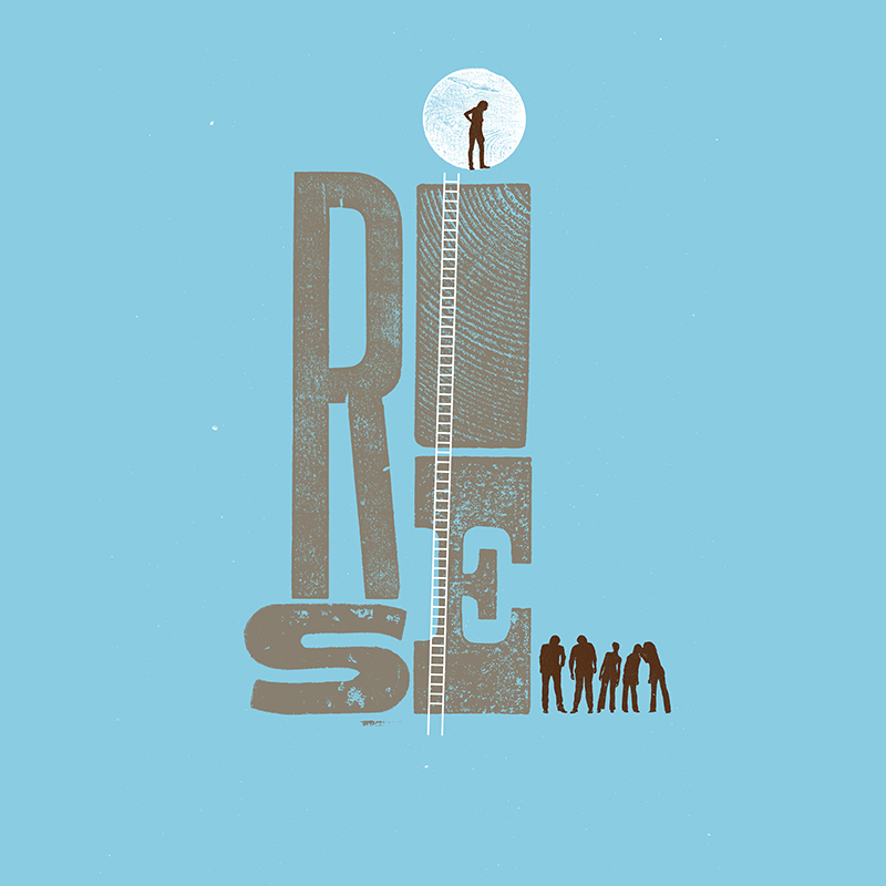 Rise by CCAD alum Jeremy Rosario