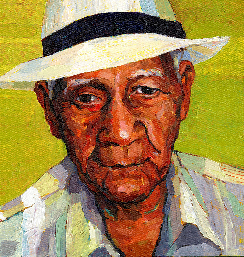 Viejo by CCAD alum Jeremy Rosario