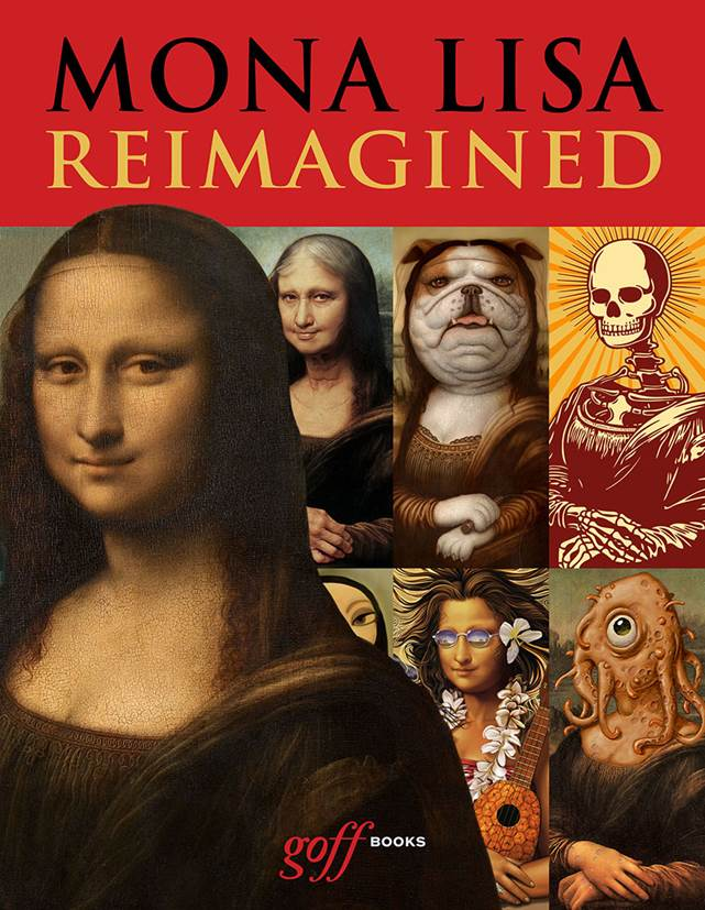 Cover of  Mona Lisa Reimagined