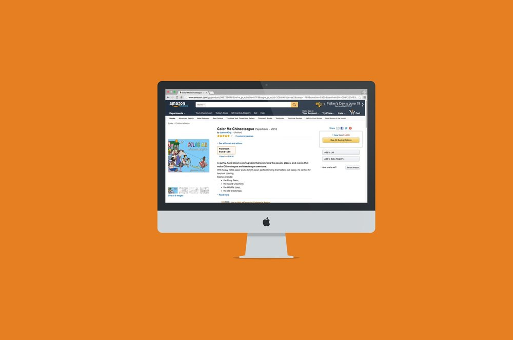 CMC on Amazon