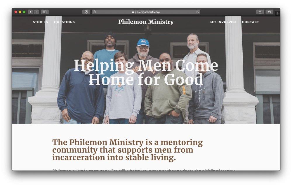 Philemon Ministry