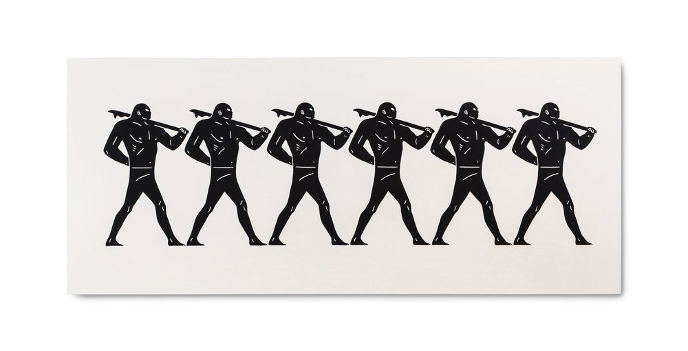 Artwork by Cleon Peterson