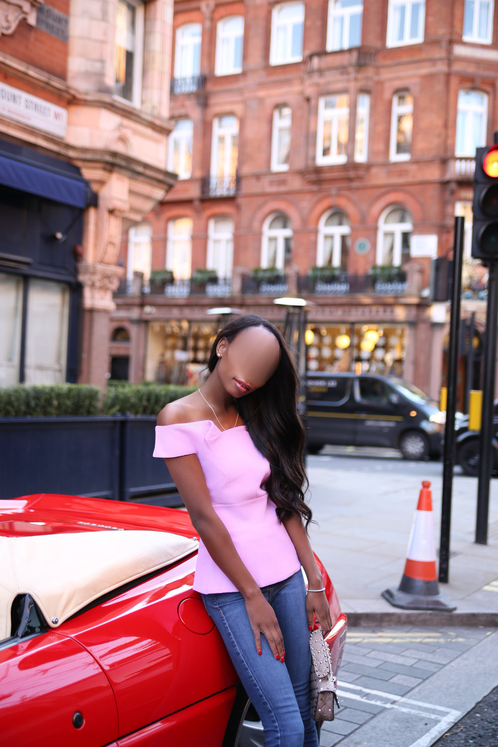Details - Hair Black shoulder lengthEyes BrownHeight 5'4Age Early 20'sFigure Athletic modelesque physiqueEducation Current MBA studentHobbies Swimming, Skiing, Yoga & dancing.Interests Contemporary art, Ballet, Musical theatre & sportsFavourite Destination Shanghai, Monaco, St. Moritz & RomeFavourite Cuisine Japanese, Russian & French.Favourite Beverages Champagne & Chablis.