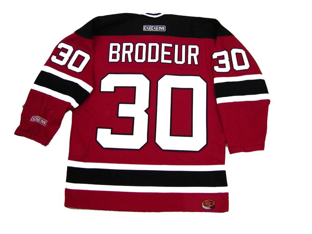 NJ Devils - BRODEUR 30
