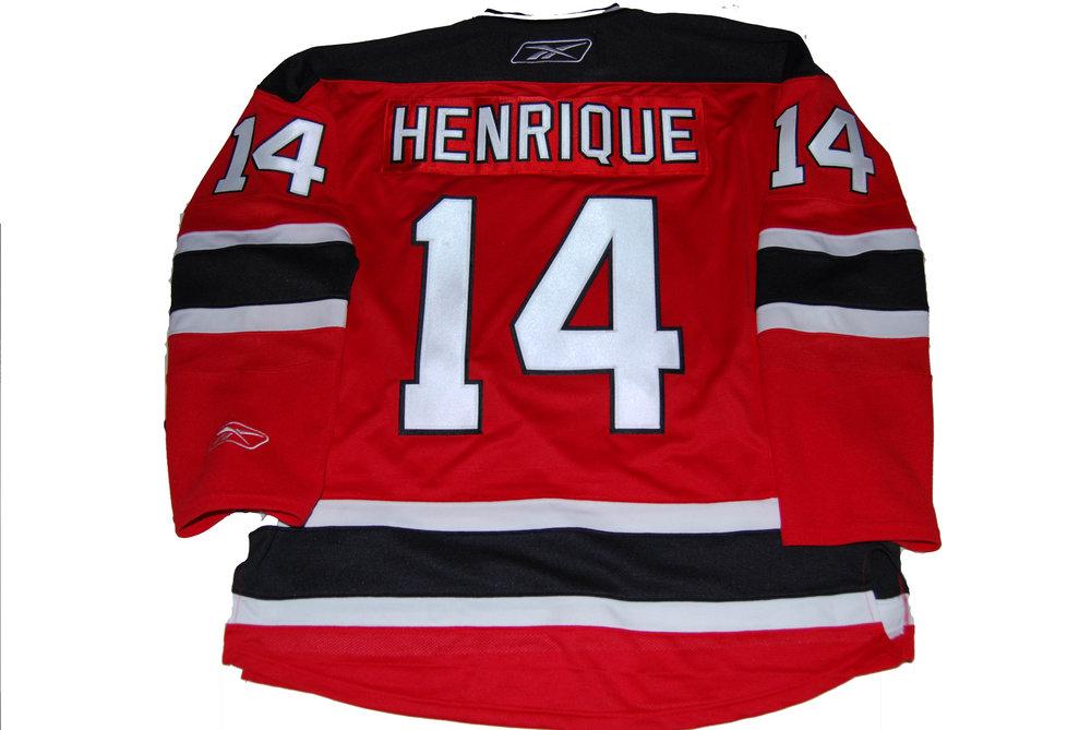 NJ Devils - HENRIQUE 14