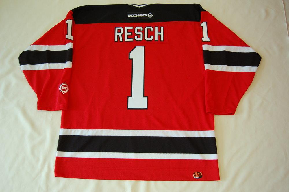 NJ Devils - RESCH 1