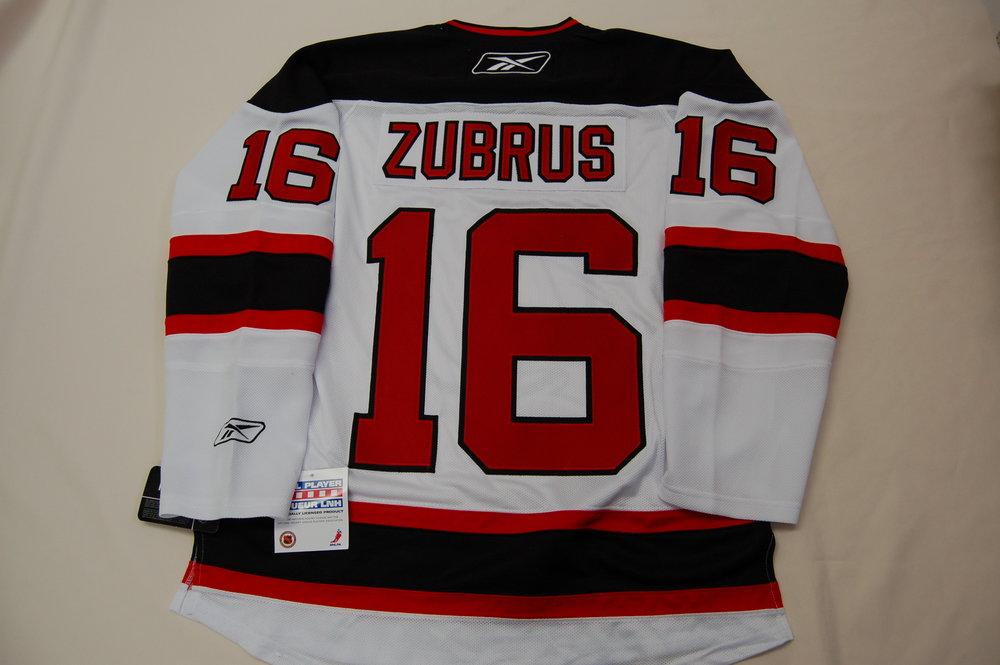NJ Devils - ZUBRUS 16