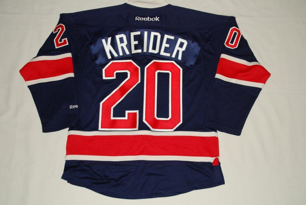 NY Rangers - KREIDER 20