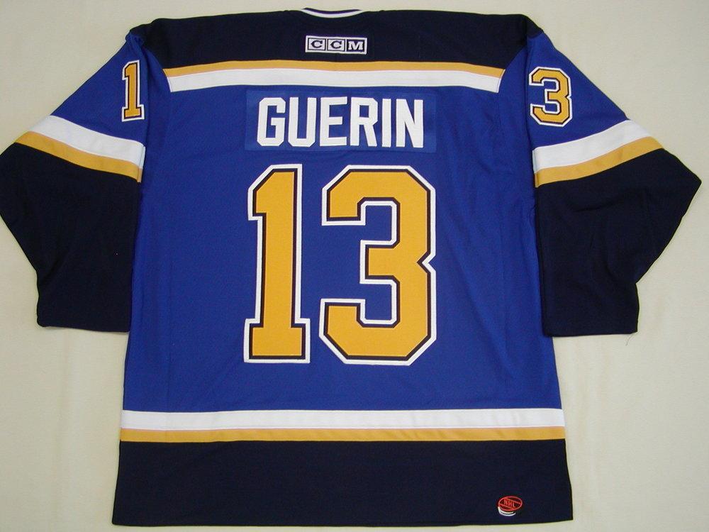 St. Louis Blues - GUERIN 13